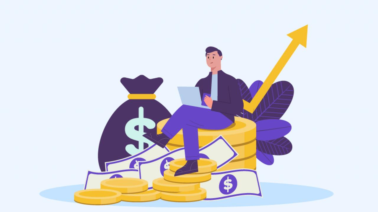 você pode ganhar dinheiro na internet?