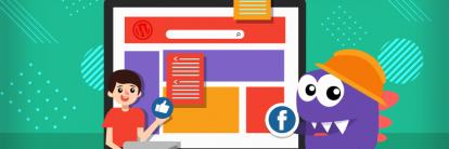tutorial para aprender como adicionar o botão Curtir do Facebook no WordPress