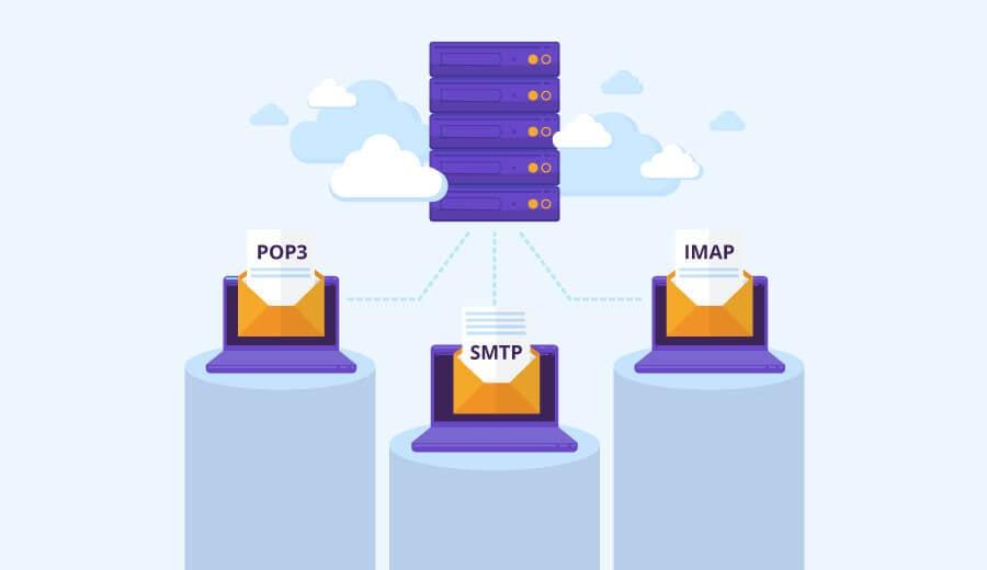 Portas POP3, SMTP e IMAP - Protocolos de Email Explicados