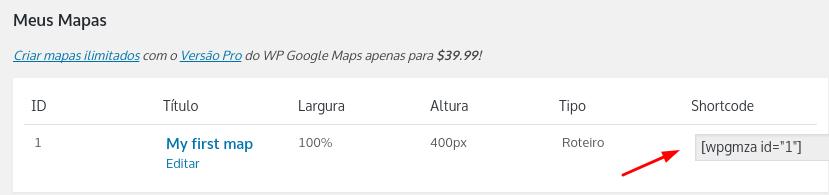 inserindo mapas no seu site por códigos html
