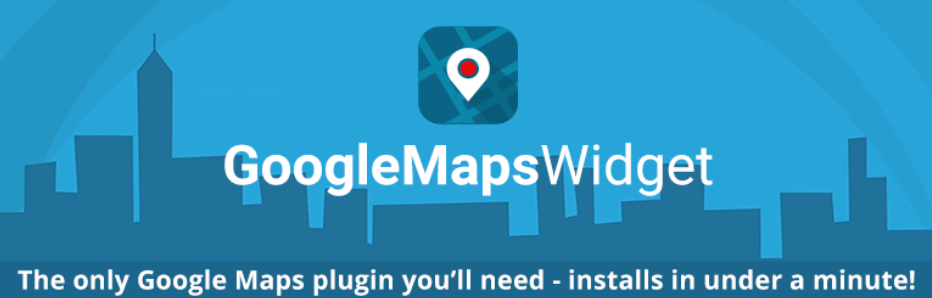 plugin google maps widget