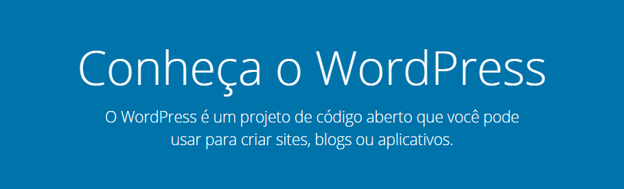 know wordpress