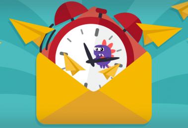 como alterar o fuso horário da sua conta de email