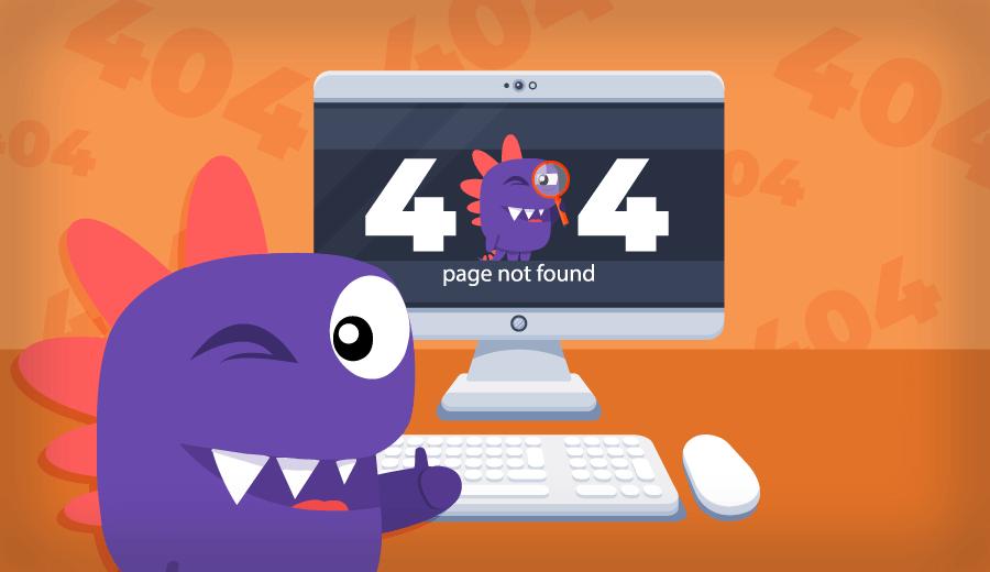 como criar uma página erro 404 personalizada usando cpanel