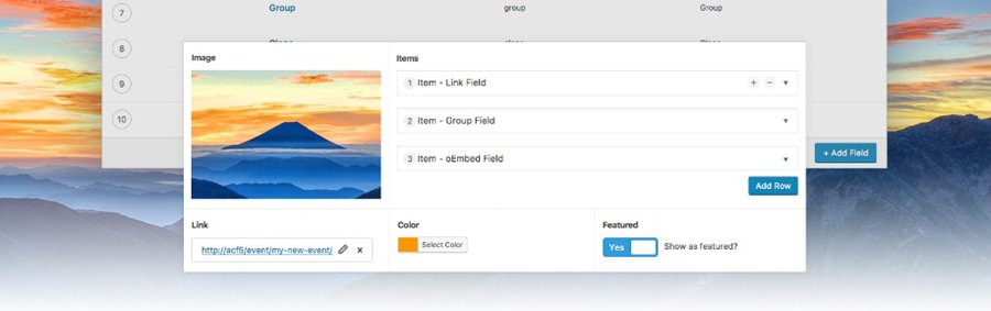 campos personalizados avançados no WordPress