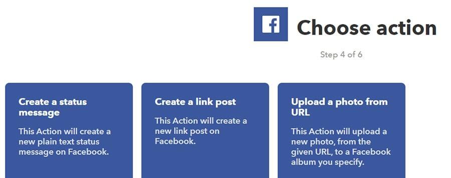 criar link post