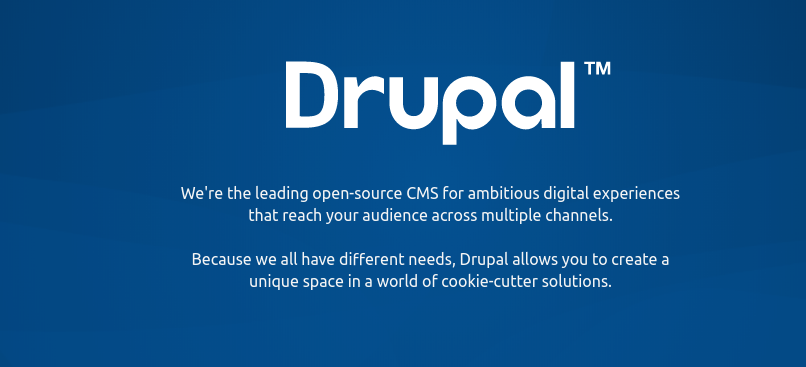 plataforma Drupal para criar fórum online