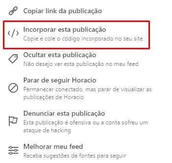 incorporar linkedin