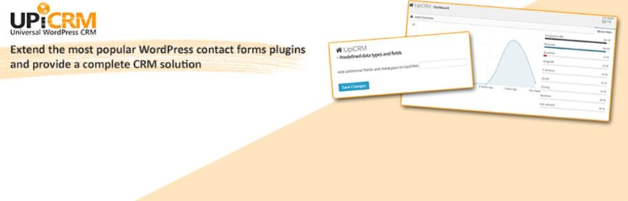 plugin crm wordpress upicrm