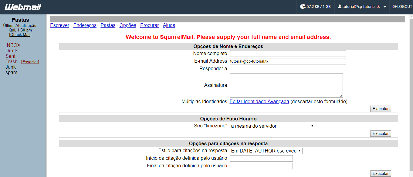webmail squirrel