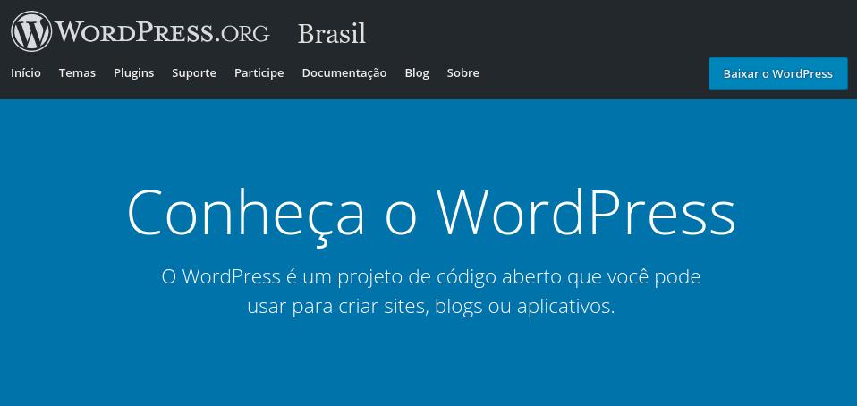 fórum WordPress Brasil