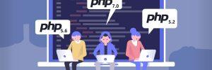 tutorial para aprender a como alterar a versão do php pelo seu painel de hospedagem