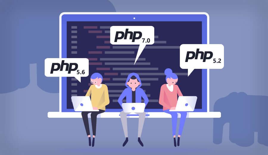 Como Atualizar o PHP no Painel de Hospedagem hPanel