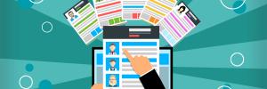 como criar um site de empregos online