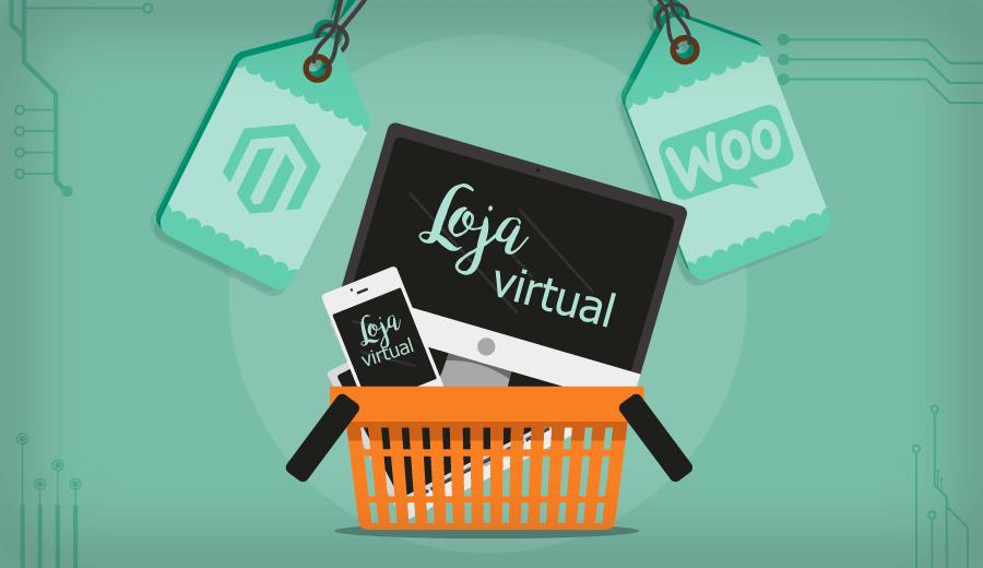 magento ou woocommerce, qual melhor plataforma para loja online?