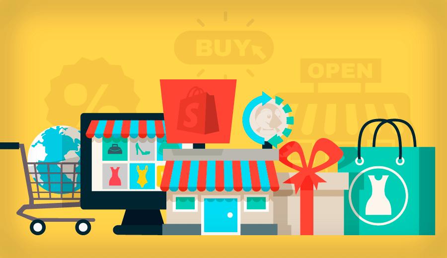 PrestaShop vs Shopify - comparação detalhada de duas modernas plataformas de ecommerce