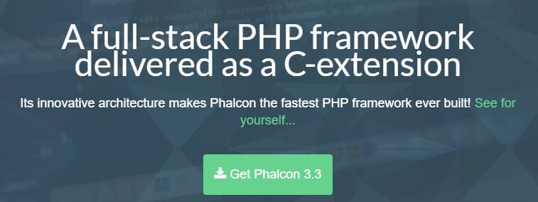 framework Phalcon