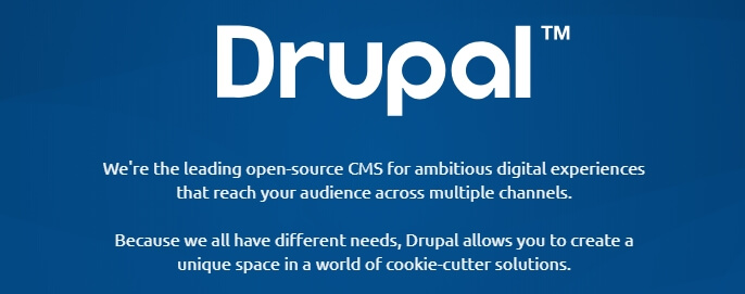 home do drupal