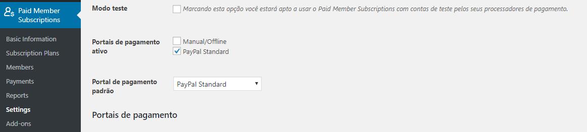 pagamentos inscritos afiliados
