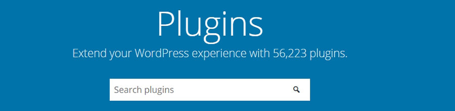 instalar plugins do wordpress