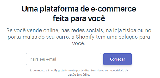home do site shopify
