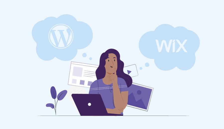 Wix ou WordPress: Qual a Melhor Plataforma Para Criar Um Site?