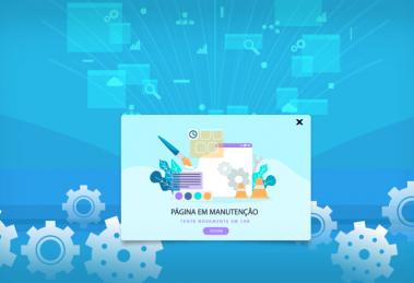 aprenda a como ativar modo manutenção wordpress e faça uma atualização do seu site