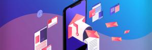 como configurar email no iphone