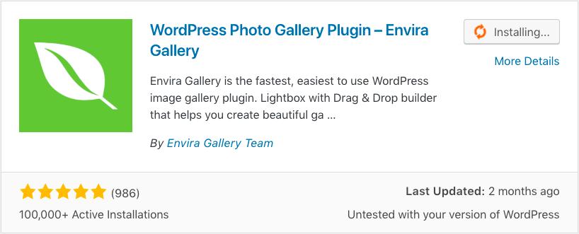 plugin wordpress gallery
