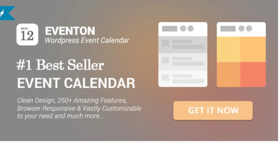 Plugin calendário WordPress Event on