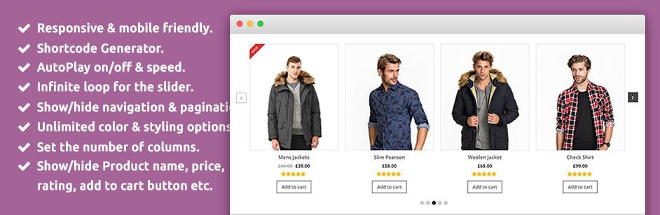 SP WooCommerce Product Slider - Como Acelerar as Vendas de Sua Loja Virtual: Os 10 Melhores Plugins para WooCommerce