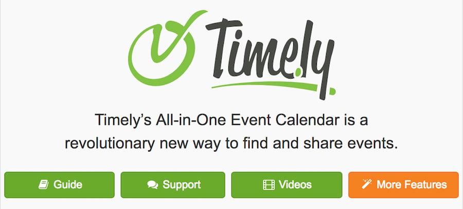 plugin agenda wordpress Time.ly
