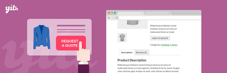 YITH WooCommerce Request a Quote - Como Acelerar as Vendas de Sua Loja Virtual: Os 10 Melhores Plugins para WooCommerce