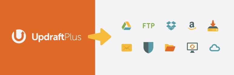 Plugin UpdraftPlus para banco de dados WordPress