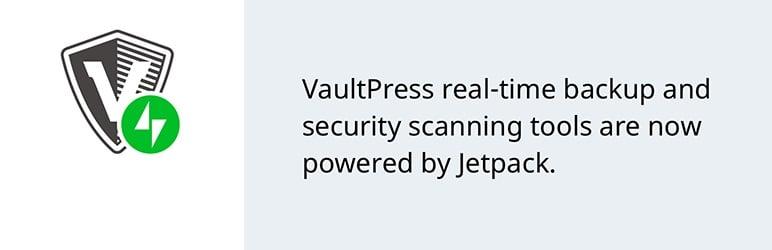 Plugin VaultPress para banco de dados WordPress