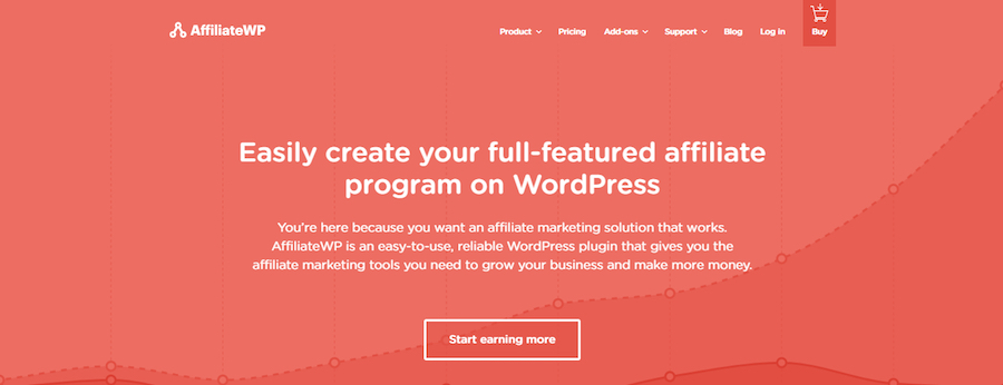 plugin wordpress afiliados affiliateWP