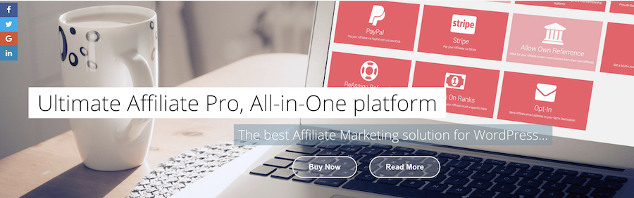 Plugin Ultimate Affiliate Pro