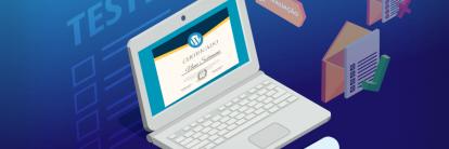 veja sites de certificação wordpress com cursos online wordpress