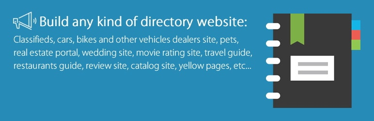 Plugin Advanced Classifieds and Directory Pro