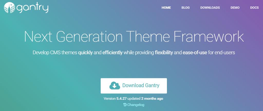 Framework Gantry