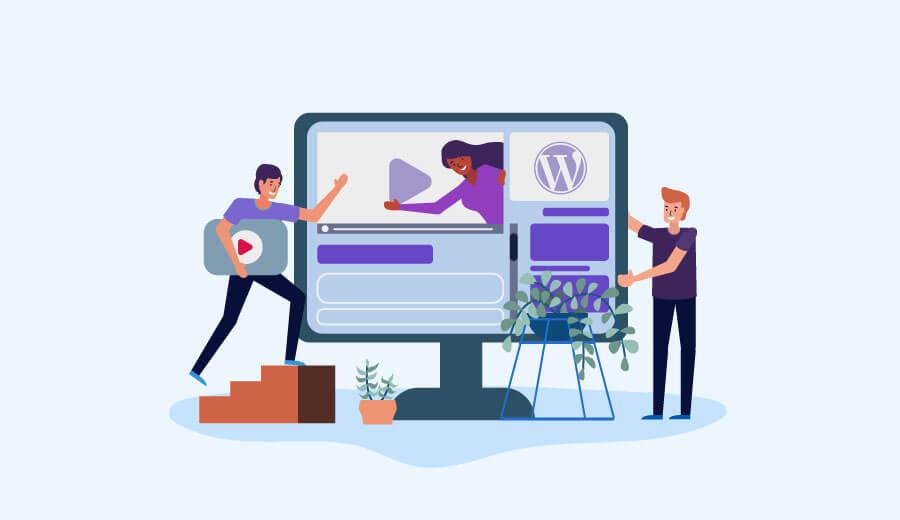 22 Melhores Temas WordPress para Vídeos em 2021