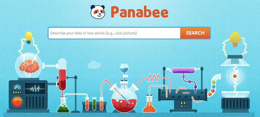 Gerador de Nomes para Blogs Panabee