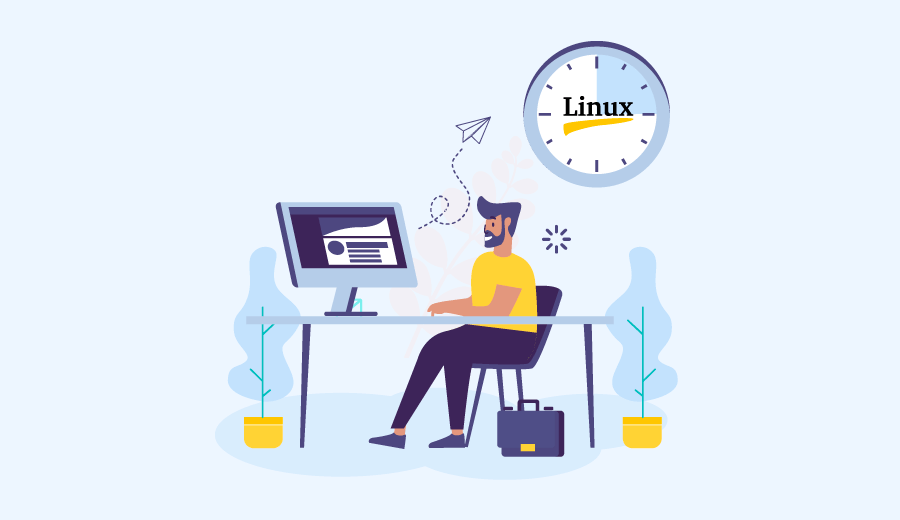 Como Usar o Comando Time do Linux