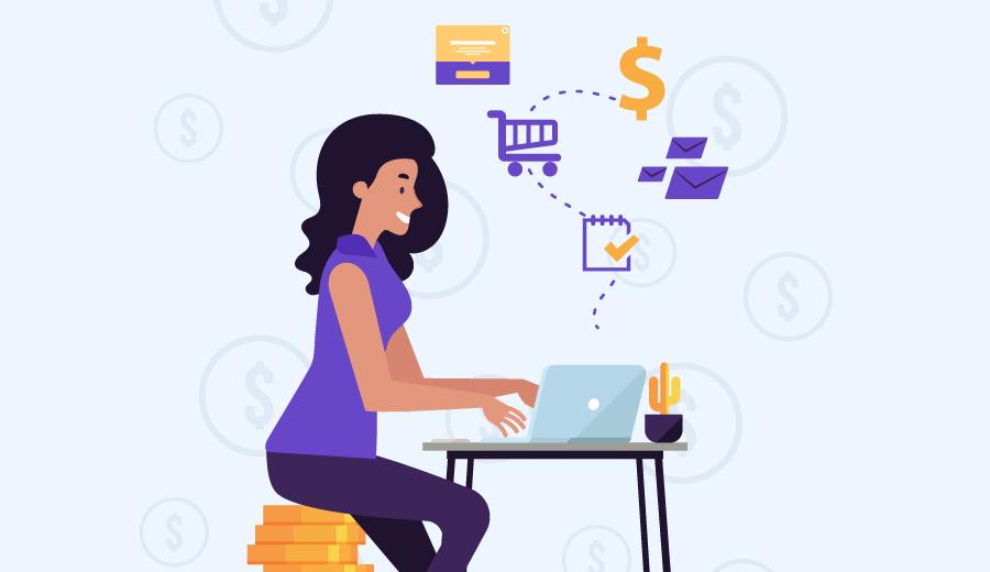 21 Ideias de Negócios Online para Ganhar Dinheiro na Internet