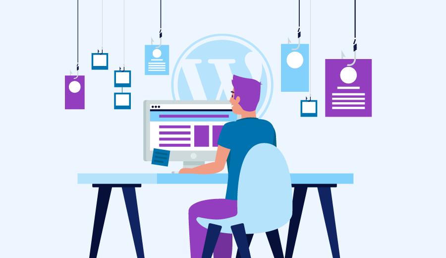 O Que São Hooks WordPress – Guia Para Iniciantes