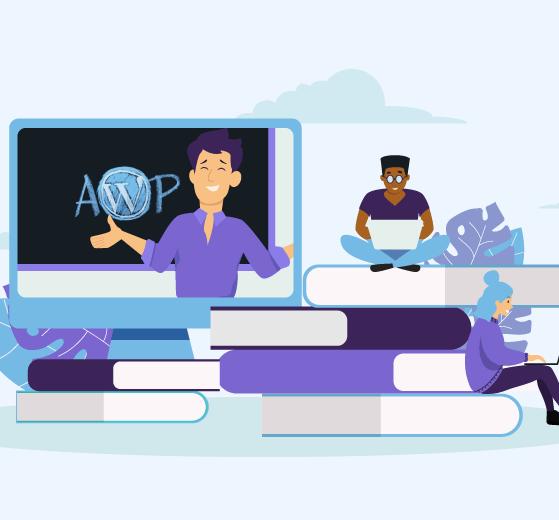Descubra onde conseguir suporte adequado para o Wordpress, em locais como AWP