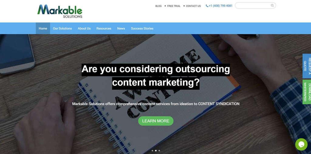 teste ab em empresas de solução de marketing