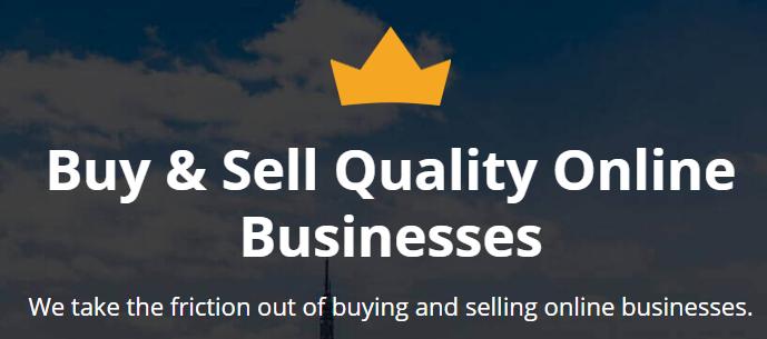 vender negócios online pelo Empire Flippers