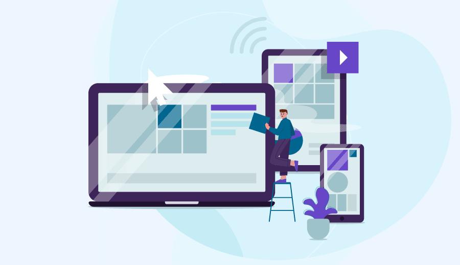 aprenda como deixar seu site responsivo para dispositivos móveis
