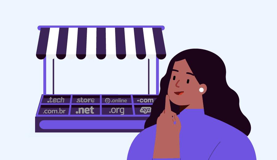 Como Comprar um Domínio Para Seu Site